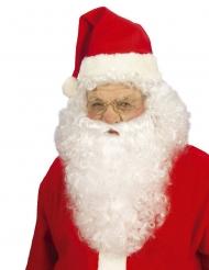 Joulupukin parta ja peruukki aikuisille