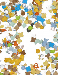 Värikäs konfetti 100g