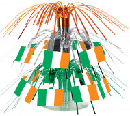 Pöytäkoriste Irlannin lipuilla