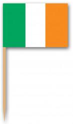 Irlannin lippu hammastikut