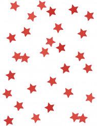 Punaiset tähtikonfetit, 14 g