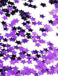 Violetit tähtikonfetit, 14 g
