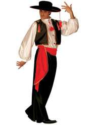 Aikuisten meksikolainen tanssija naamiaispuku