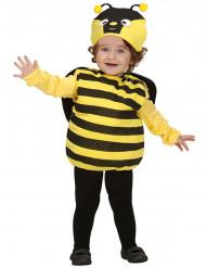 Lasten hurmaavaa mehiläisasu
