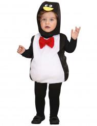 Ilmatäytteinen pingviiniasu vauvoille
