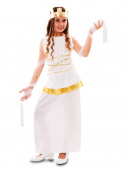 Kreikkalaisen jumalattaren asu lapsille