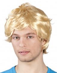 Blondi peruukki miehet