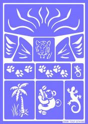 Sapluuna eläinkuvioille