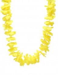 Keltainen havaijilainen kaulanauha