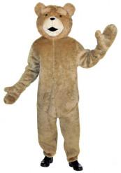 Ted™-nallen naamiaisasu aikuiselle