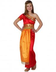 Intialainen mekko lapsille
