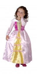 Satuprinsessa -naamiaisasu lapselle