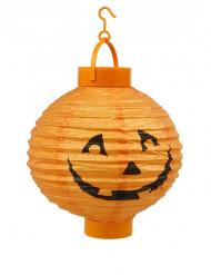 Paperinen Halloween-kurpitsalyhty