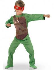 Teini-ikäisen mutanttininjakilpikonnan™ naamiaisasu lapsille