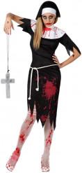 Zombie nunnaasussa - Halloween asu aikuisille
