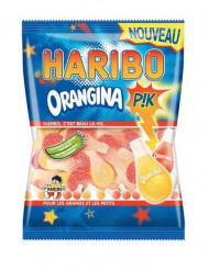 Haribo Orangina Pik -makeispussi - 120 g