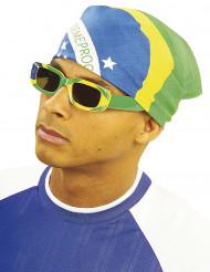 Bandana-huivi Brasilian lipulla - 55 x 55 cm