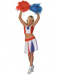 Cheerleader-mekko aikuisille