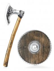 Viikingin muovinen asesetti lapsille
