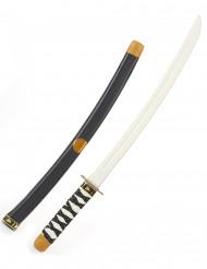 Muovinen ninjan sapeli lapsille - 60 cm