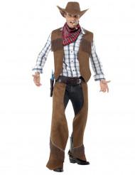 Wild Pete - Aikuisten cowboypuku