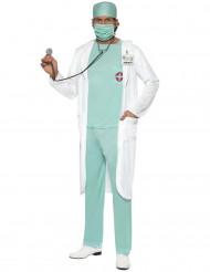Miesten lääkäri-asu
