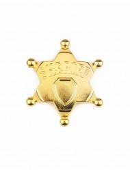 Sheriffin kultainen tähti