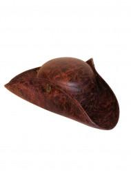 Merirosvon ruskea hattu aikuiselle