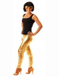 Kultaiset legginsit