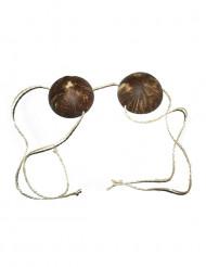 Kookospähkinä.rintaliivit
