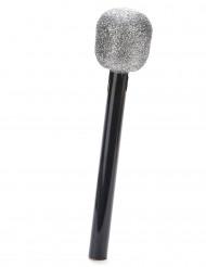 Laulajan mikrofoni