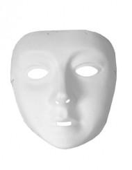 Valkoinen naamari lapsille