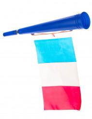 Fanitorvi Ranskan lipulla