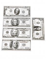 Dollarin seteleitä