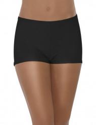 Mustat shortsit naisille
