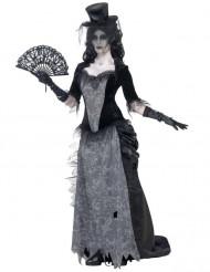 Naisten 20-luvun Halloween haamuasu