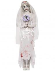 Zombiemorsian Halloween-asu naisille