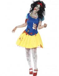 Lumottu zombieprinsessa-asu aikuisille