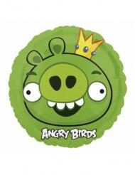 Vihreä Angry Birds™-ilmapallo 45 cm