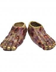 Zombin mädät jalat