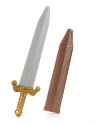 Muovinen gladiaattorimiekka 46 cm