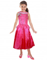 Lasten vaaleanpunainen Barbie™ -asu