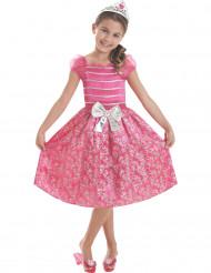 Tyttöjen Barbie™ prinsessa naamiaispuku