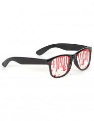 Veritahraiset silmälasit