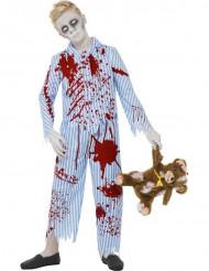 Zombien pyjama lapsille