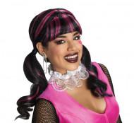 Draculaura Monster High™-peruukki naiselle