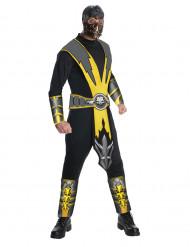 Miesten naamiaisasu Skorpioni - Mortal Kombat™