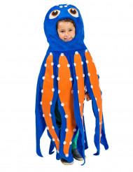 Lasten värikäs mustekala-asu