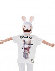 Raving Rabbits™- t-paita ja naamari