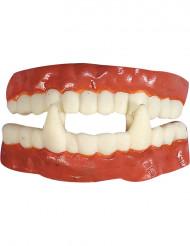 Vampyyrin kumiset hampaat